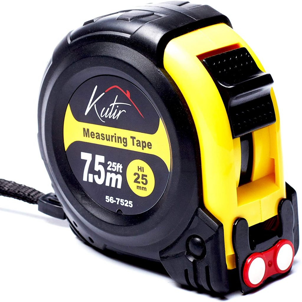An image of a measuring tape (25 foot) by Kutir